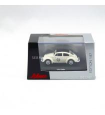 VW VOLKSWAGEN BEETLE RALLYE N°53 1:87 SCHUCO