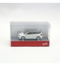 VW VOLKSWAGEN GOLF CABRIOLET BLANC 1:87 HERPA
