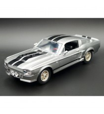 FORD MUSTANG SHELBY GT500 ELEANOR 1967 ( FILM 60 SECONDES CHRONO ) 1:24 GREENLIGHT