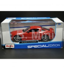 FORD MUSTANG GT 5.0 2006 ROUGE 1:24 MAISTO SOUS BLISTER