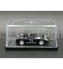 "PORSCHE 356 A SPEEDSTER 1959 N°71 RIVERSIDE ""JAMES DEAN"" 1:43 BRUMM AVEC BOÎTE VITRINE"