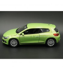 VW VOLKSWAGEN SCIROCCO III VERT CLAIR METAL 1:24 WELLY