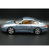 PORSCHE 911 CARRERA BLEU 1/18 MOTORMAX