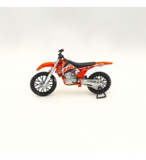 KTM 450 SX-F ORANGE 1:18 WELLY