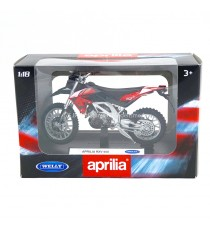 APRILIA RXV 450 ROUGE 1:18 WELLY