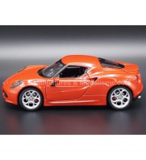 ALFA ROMEO 4C DE 2014 ROUGE 1:24 WELLY