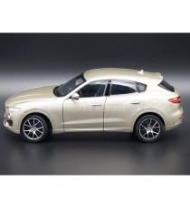 MASERATI LEVANTE 2016 CHAMPAGNE 1:24 WELLY