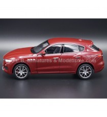 MASERATI LEVANTE 2016 ROUGE 1:24 WELLY