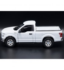 FORD F-150 PICK-UP DE 2015 BLANC 1:24 WELLY