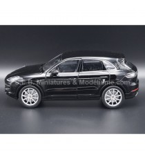 PORSCHE CAYENNE TURBO NOIR 1:24 WELLY