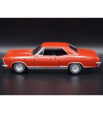 BUICK RIVIERA GRAND SPORT DE 1965 ROUGE 1:24 WELLY