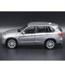 BMW X5 F15 GRIS METAL 1:24 WELLY