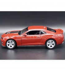 CHEVROLET CAMARO ZL1 DE 2012 ROUGE 1:24 WELLY