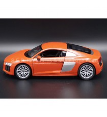 AUDI R8 V10 DE 2016 ROUGE 1:24 WELLY