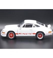 PORSCHE 911 CARRERA RS 2,7 BLANCHE 1/24 WELLY