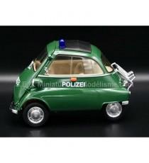 BMW ISETTA 250 POLICE ALLEMANDE VERT 1:18 WELLY