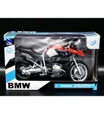 BMW R 1200 GS ROUGE 1:12 NEW RAY SOUS BLISTER