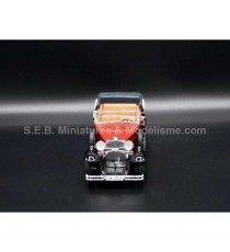 MAYBACH DS 8 ZEPPELIN CABRIOLET 1930 ROUGE 1/43 WHITEBOX FACE AVANT