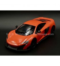 McLAREN 675 LT COUPE ROUGE 1:24 WELLY