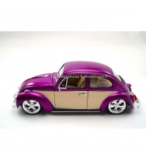 VW VOLKSWAGEN COCCINELLE COLÉOPTÈRE TUNING 1:24 WELLY