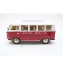 VW VOLKSWAGEN T1 COMBI BUS DE 1962 - 1:24 WELLY