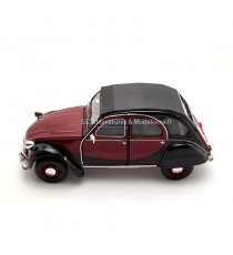 CITROËN 2 CV 6 CHARLESTON DE 1982 1:24-27 WELLY
