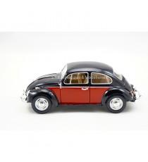 VW VOLKSWAGEN COCCINELLE 1967 NOIR/ROUGE 1:24 KINSMART