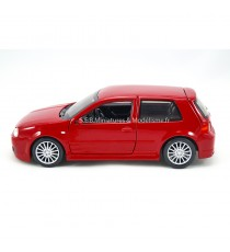 VW GOLF IV R32 ROUGE 1:24 MAISTO