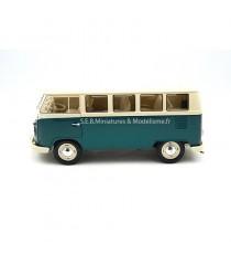 VW VOLKSWAGEN T1 BUS 1963 VERT 1:18 WELLY