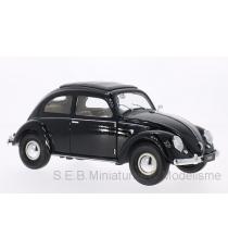 Volkswagen coccinelle 1950 type 1 noir split window 1/18