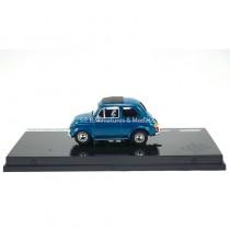 FIAT 500 D 1964 SÉRIE LIMITÉE N°519/599 BLEU 1:43 VITESSE côté gauche