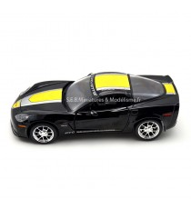 CHEVROLET CORVETTE Z06 GT1 EDITION COMMEMORATIVE 1:24 MAISTO