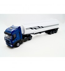 IVECO STRALIS  40'TRANSPORT PETROLIER 1:43 NEW RAY