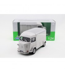 CITROËN HY TYPE H 1962 GRIS 1:24 WELLY