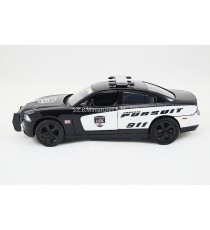 DODGE CHARGER POLICE 2011 - 1:24 MOTORMAX