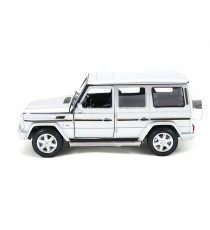 MERCEDES-BENZ CLASS G V8 DE 2009 GRIS - 1:24 WELLY, CÔTÉ GAUCHE