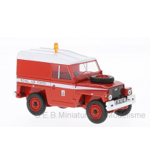 LAND ROVER 1/2 TON LIGHT ROYAL AIR FORCE 1:43 OXFORD