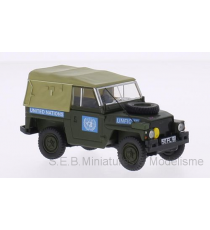 LAND ROVER 1/2 TON RHD NATIONS UNIES VERT 1:43 OXFORD