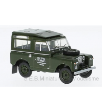 LAND ROVER SERIE II SWB RHD POST OFFICE VERT 1:43 OXFORD
