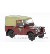 LAND ROVER SERIE II SWB RHD BRITISH RAILWAYS 1:43 OXFORD