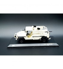 MERCEDES-BENZ LIV-SO AGF SERVAL 2006 BEIGE MAT 1:43 IXO-MODELS