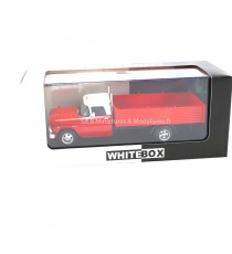 CHEVROLET C 30 TRUCK 1961 ROUGE 1 / 1000PCS 1:43 WHITEBOX