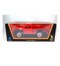 GMC PICK UP DE 1950 ROUGE / NOIR 1:18 LUCKY DIE CAST