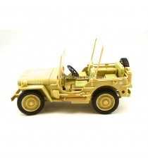 Jeep Willys US Army 1943 version sable du desert