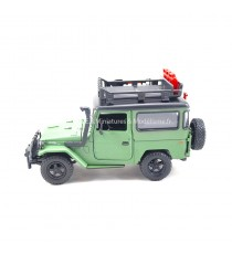 TOYOTA LAND CRUISER F J40 VERT MAT OFF ROAD 1:24 MOTORMAX