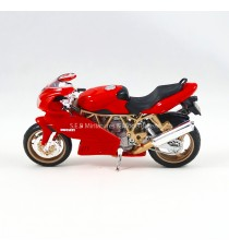 DUCATI SUPERSPORT 900 ROUGE 1:18 BURAGO