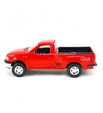 FORD F-150 FLARESIDE PICK UP DE 1999 ROUGE 1:24 WELLY