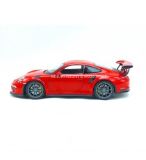 PORSCHE 911 GT3 RS 2016 ORANGE 1:24 WELLY