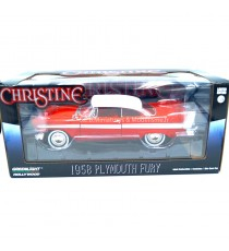 PLYMOUTH FURY 1958 FILM CHRISTINE 1983 1/24 GREENLIGHT sous blister