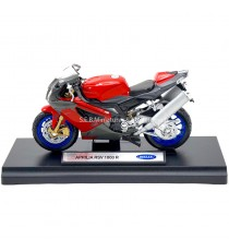 APRILIA RSV 1000R ROUGE 1:18 - WELLY